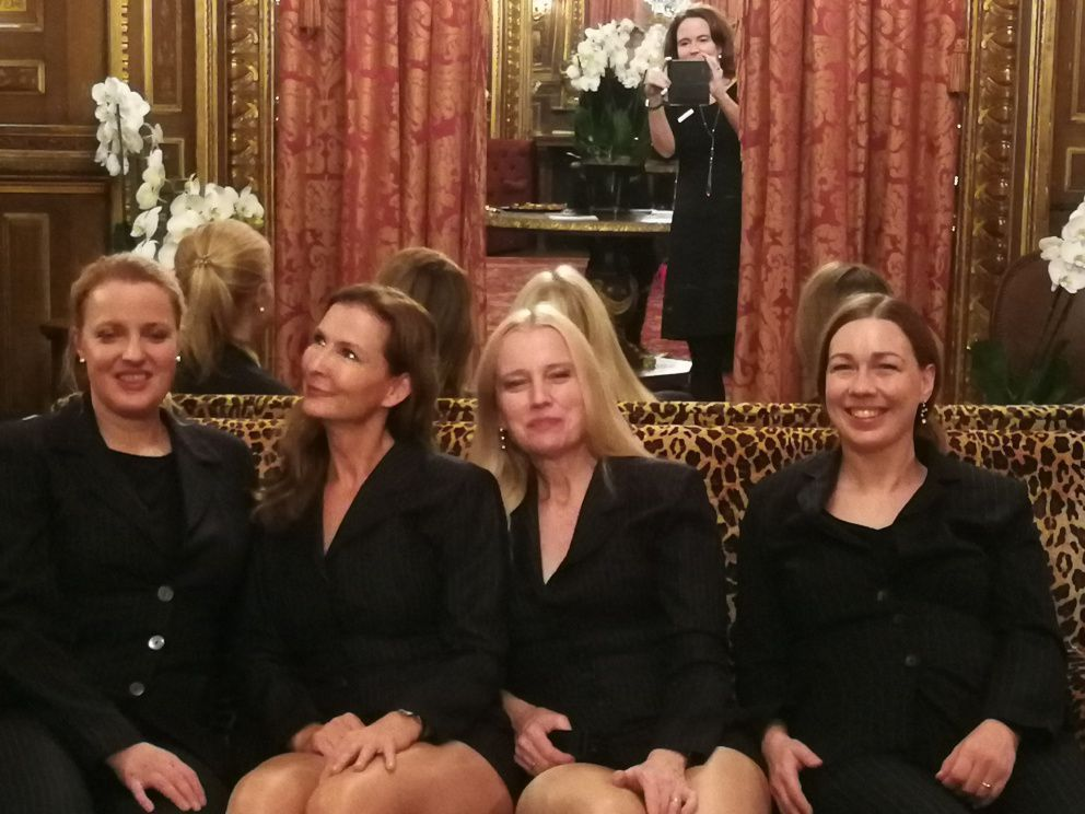 Travellers Club, Champs Élysées Paris 2018