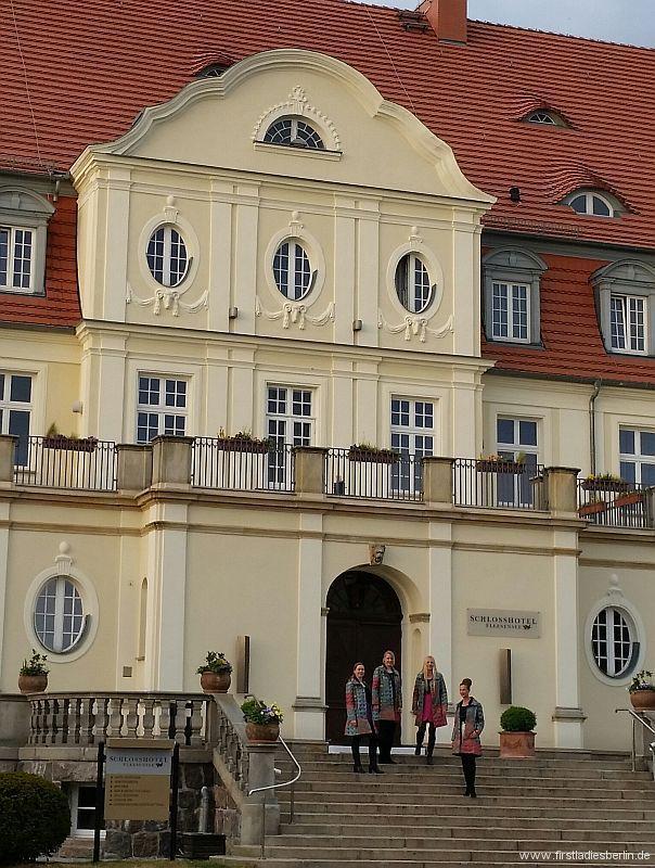 Abendveranstaltung Schloss Fleesensee 2015