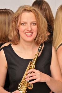 TAMINA GIESE Sopran- und Altsaxophon