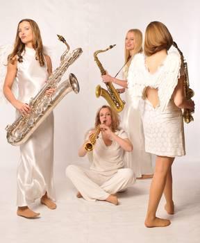 Saxophon_engel