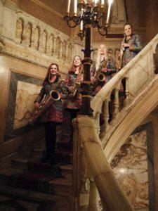 Saxophonquartett First Ladies