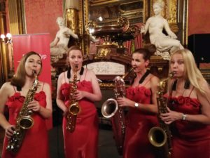 Saxophonquartett Berlin